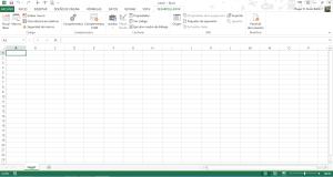 Pestaña DESARROLLADOR (Programador si es Excel 2010)