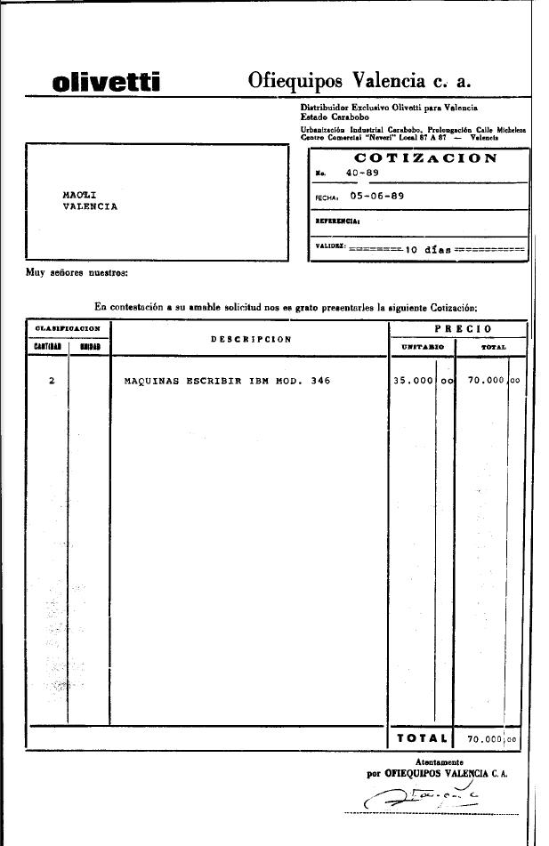 Quieres Conocer los Documentos Mercantiles para la Contabilidad ...